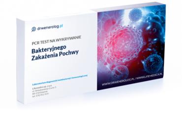 Test na bakteryjne zakażenie pochwy