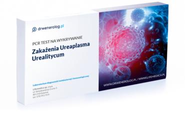 test na zakazenia ureaplasma urealitycum